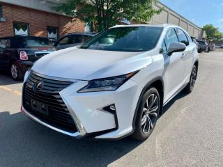 Used 2017 Lexus RX 350 AWD 4dr for sale in North York, ON