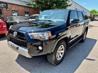 Used 2015 Toyota 4Runner 4WD 4DR V6 SR5 for sale in North York, ON