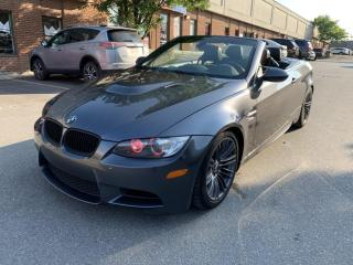 Used 2008 BMW 3 Series 2dr Cabriolet M3 RWD for sale in North York, ON