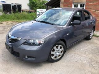 Used 2008 Mazda MAZDA3 4dr Sdn GX BASE for sale in Markham, ON