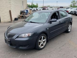 Used 2006 Mazda MAZDA3 4dr Sdn GS with Sunroof for sale in Markham, ON
