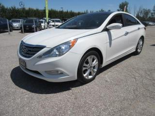 Used 2013 Hyundai Sonata LIMITED/ SERVICE HISTORY for sale in Newmarket, ON