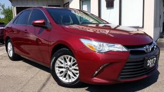 Used 2017 Toyota Camry LE - BACK-UP CAM! HTD SEATS! ALLOYS! for sale in Kitchener, ON
