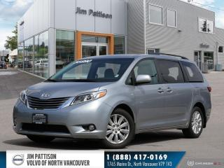 Used 2017 Toyota Sienna XLE 7 Passenger - LOCAL for sale in North Vancouver, BC