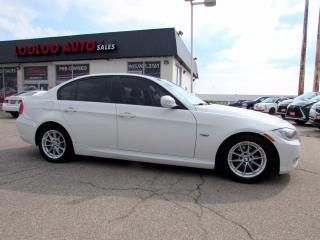 Used 2011 BMW 3 Series 323i Automatic Leather Sunroof Bluetooth Certified for sale in Milton, ON