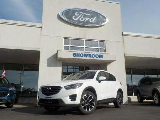 Used 2016 Mazda CX-5 GT for sale in Mount Brydges, ON