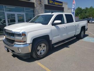 Used 2016 Chevrolet Silverado 1500 LT w/2LT CREW CAB 4X4  5.3L BACKUP CAM HANDS FREE for sale in Trenton, ON