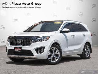 Used 2016 Kia Sorento SX+ | LOADED | 7 PASS | 7 DAY EXCHANGE for sale in Richmond Hill, ON