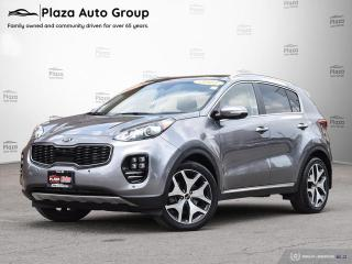 Used 2017 Kia Sportage SX Turbo | LOADED | LIKE NEW | 7 DAY EXCHANGE for sale in Richmond Hill, ON