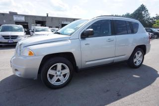 Used 2010 Jeep Compass Sport AUTOMATIC CERTIFIED 2 YEAR WARRANTY INCLUDED for sale in Milton, ON