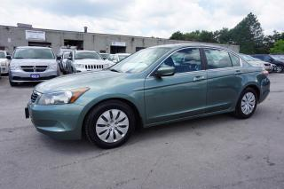Used 2008 Honda Accord LX Automatic 2 Sets of Tires Certified 2 Years Warranty Included!! for sale in Milton, ON