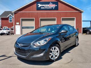 Used 2016 Hyundai Elantra GL Bluetooth! Heated seats! SXM! for sale in Dunnville, ON