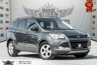 Used 2015 Ford Escape SE, NO ACCIDENT, REAR CAM, LEATHER, PANO ROOF for sale in Toronto, ON