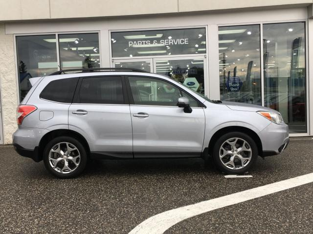 2015 Subaru Forester 2.5i LIMITED EYESIGHT