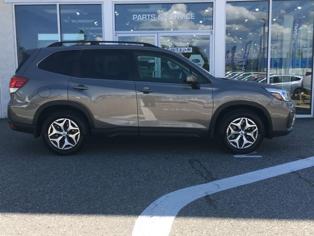 2020 Subaru Forester 2.5i TOURING TECH