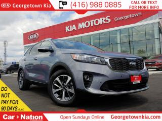 Used 2020 Kia Sorento EX+ | DEMO | NAVI | PANO ROOF | 8,386KMS for sale in Georgetown, ON