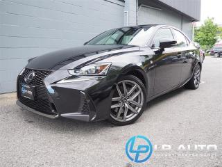 Used 2017 Lexus IS 300 4dr All-wheel Drive Sedan for sale in Richmond, BC