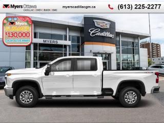 New 2020 Chevrolet Silverado 2500 HD WT for sale in Ottawa, ON