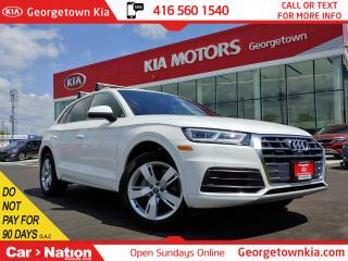Used 2018 Audi Q5 Technik S tronic| QUATTRO|ONLY 37K KMS | NAVI |B/T for sale in Georgetown, ON