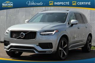 Used 2016 Volvo XC90 Traction intégrale 5 portes T6 design R for sale in Ste-Rose, QC