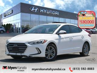 Used 2017 Hyundai Elantra GL  - $90 B/W for sale in Kanata, ON