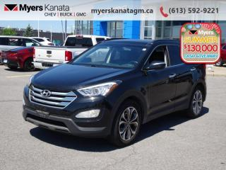 Used 2015 Hyundai Santa Fe Sport SE  - Low Mileage for sale in Kanata, ON