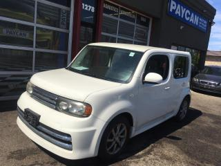 Used 2010 Nissan Cube 1.8 Krom for sale in Kitchener, ON