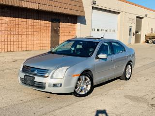 Used 2009 Ford Fusion SEL | LEATHER | W SERVICE HISTORY for sale in Burlington, ON