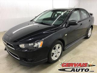 Used 2014 Mitsubishi Lancer SE MAGS TOIT OUVRANT BLUETOOTH for sale in Shawinigan, QC