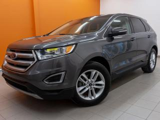 Used 2015 Ford Edge SEL CUIR NAVIGATION TOIT PANORAMIQUE *BAS KM* for sale in St-Jérôme, QC