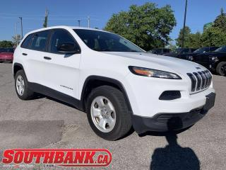 Used 2014 Jeep Cherokee Sport for sale in Ottawa, ON