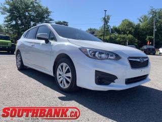 Used 2019 Subaru Impreza CONVENIENCE for sale in Ottawa, ON