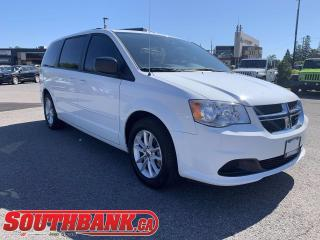 Used 2016 Dodge Grand Caravan SXT for sale in Ottawa, ON