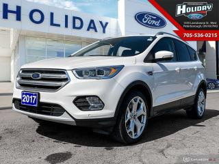Used 2017 Ford Escape Titanium for sale in Peterborough, ON