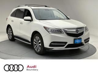 Used 2014 Acura MDX Tech at for sale in Burnaby, BC