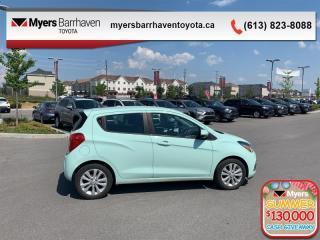 Used 2017 Chevrolet Spark LT  - Bluetooth -  MyLink - $71 B/W for sale in Ottawa, ON