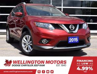 Used 2015 Nissan Rogue SV --> 4 Brand New Tires --> No Accidents !! for sale in Guelph, ON