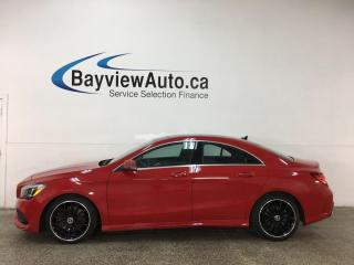 Used 2019 Mercedes-Benz CLA-Class 250 - AWD! PANOROOF! NAV! HTD LEATHER! + MORE! for sale in Belleville, ON