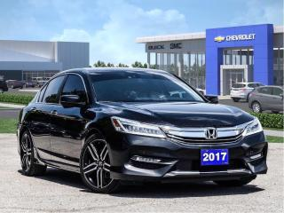Used 2017 Honda Accord Touring for sale in Markham, ON