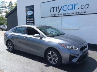Used 2020 Kia Forte EX HEATED SEATS/STEERING, BIGSCREEN, MYCAR POWERBUY!! for sale in North Bay, ON