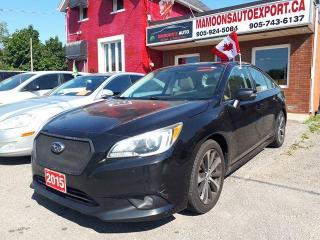 Used 2015 Subaru Legacy 2.5i w/Limited Pkg AWD for sale in Oshawa, ON