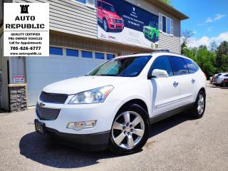 Used 2009 Chevrolet Traverse LTZ for sale in Orillia, ON
