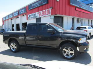 Used 2011 RAM 1500 Sport $15,995+HST+LIC FEE / HEMI / CERTIFIED / 4X4 for sale in North York, ON