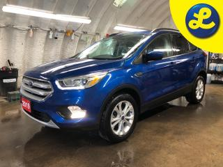 Used 2019 Ford Escape SEL AWD * Leather interior * Remote start * Power drivers seat * Power rear lift gate * Heated front seats * Phone connect * Hands free steering wheel for sale in Cambridge, ON