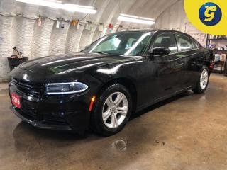 Used 2019 Dodge Charger SXT * Reverse camera with park assist * Uconnect 4 with 7 inch display Google Android Auto Apple CarPlay capable Voice recognition * Heated front seat for sale in Cambridge, ON