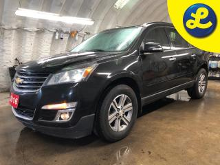 Used 2016 Chevrolet Traverse LT AWD * 7 Passenger * Weather tech front floor mats * On Star * Reverse camera with park assist * Trailer assist * Heated front seats * Power drivers for sale in Cambridge, ON