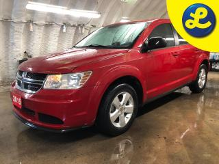 Used 2015 Dodge Journey SE * Dual climate control * Alloy rims * Phone connect * Push button ignition * Keyless/passive entry * Tilt/telescopic steering *  Hands free steerin for sale in Cambridge, ON