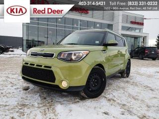 Used 2014 Kia Soul EX+ Eco for sale in Red Deer, AB