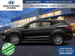 Used 2018 Hyundai Santa Fe Sport Luxury AWD - Navigation - $189 B/W for sale in Abbotsford, BC