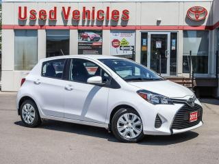 Used 2015 Toyota Yaris 5dr HB Auto LE for sale in North York, ON